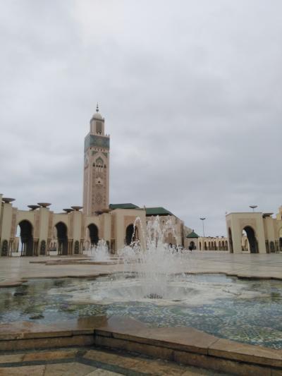 モロッコ旅行~!