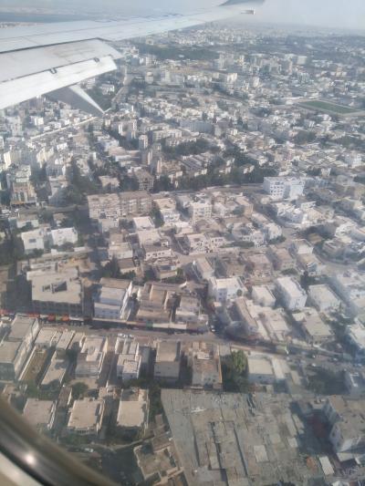 チュニジア周遊の旅