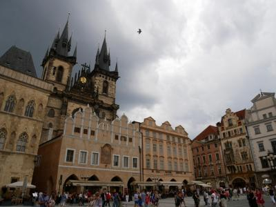 チェコ&オーストリア リフレッシュひとり旅【1日目】