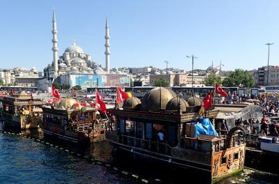 ギリシャ・トルコ・ジョージア(Ⅶ)イスタンブール