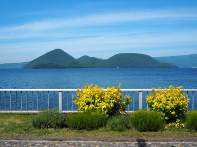 札幌から日帰りで支笏湖、洞爺湖、昭和新山、有珠山などの観光