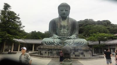 古都鎌倉を観光 歩いた、歩いた