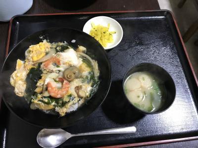 さざえ丼が食べたくて志賀島