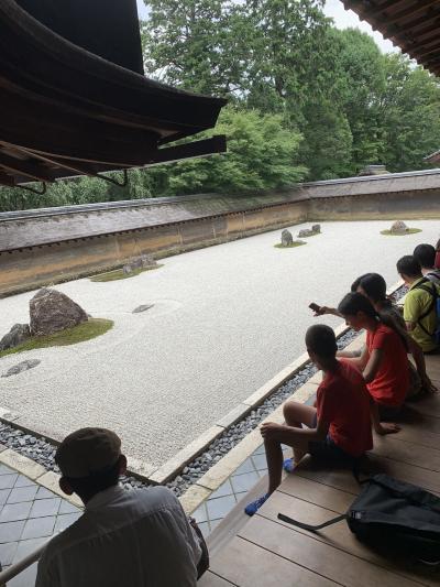 夏始まった?暑すぎた京都お散歩旅。瀧安寺から仁和寺編