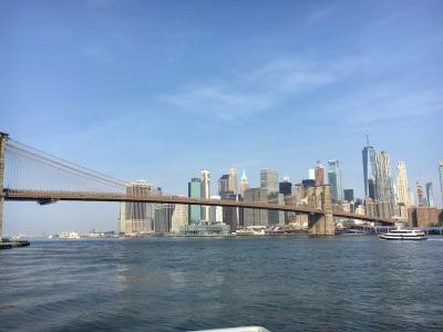 猛暑のニューヨーク! 5泊7日の女一人旅 (1日目)