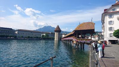 スイス、イタリア旅行②