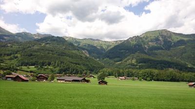 スイス、イタリア旅行③