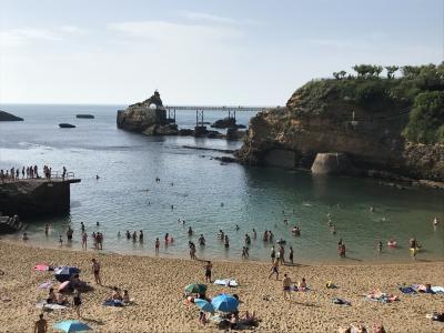 初夏、12日間のフランス、バスク旅~ビアリッツ
