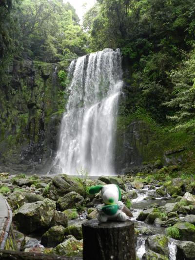 天ケ瀬地区にかかる2つの滝『桜滝』(マツコの知らない世界で紹介された)&『観音の滝』◆平成から令和をまたぐ北九州&日田の旅《その7》