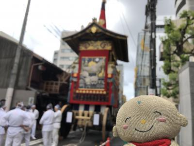 京都に行って祇園祭を見て来ました 令和1年