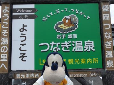 グーちゃん、つなぎ温泉へ行く!(なべなべは劇場か?湖上か?編)
