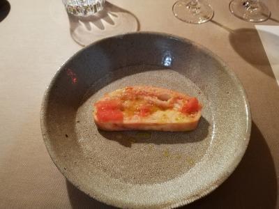 東京スペイン料理 L'estudi レストゥディ 最高のパンコントマーテ