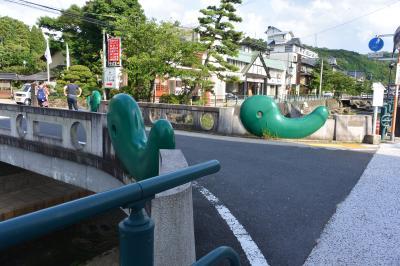 島根県 松江~玉造温泉~出雲 今日は玉造温泉へ。