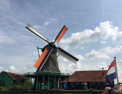 '19.07 有休1日&土日でアムステルダム&フランクフルトに一人旅 ...のはずが、またパスポートを...