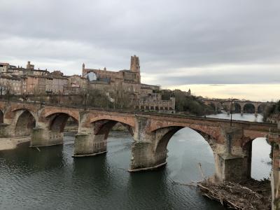 2019年3月 南西フランスに行って来ました。Part.6.アルビ