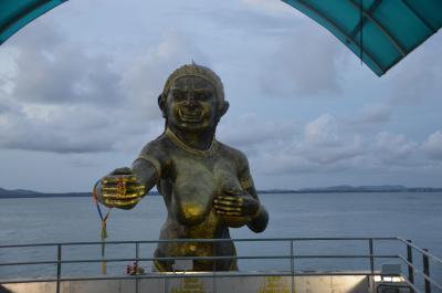 おっさんひとり旅2019GWは東南アジアのベトナムとタイ(タイのサメット島)