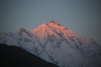 筋斗雲で行く 山岳シルクロード~世界の屋根パミールへの道~ ③夏のフンザもいい感じ!