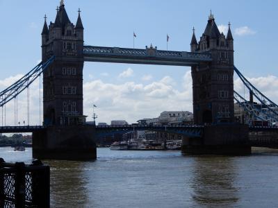 ロンドンと美しいイングランドの村を巡る旅 その3 ロンドン街歩きとシェークスピアの町