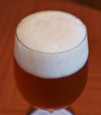 クラフトビールを飲みに新都心のブリランテへ