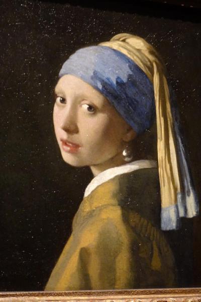 6月のベルキー・オランダひとり旅7泊9⑪ ハーグへ マウリッツハウス美術館でフェルメールを観る 6日目午前