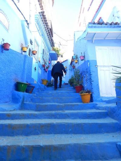 はじめてのモロッコ~青の街シャウエン~