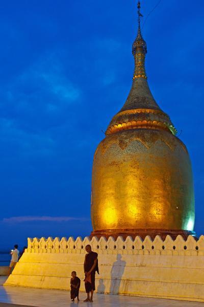 カックー遺跡&バガン遺跡で敬虔な祈りの心に触れる旅 in ミャンマー★2019 09 6日目【NYU】
