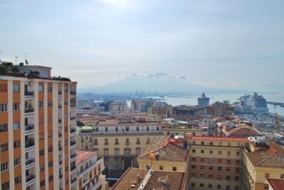 新婚旅行はヨーロッパへ! 南イタリア・ローマ・バルセロナの旅①(ナポリ・ポンペイ遺跡)