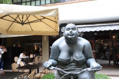 熱いぞ上海!#残念!武康大楼そして龍華寺でまったり