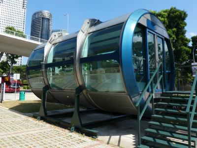 雨季雨季シンガポール 3日目 マレー鉄道跡と巨大観覧車を静かに訪問。そして空港ラウンジ初体験。あれっ?