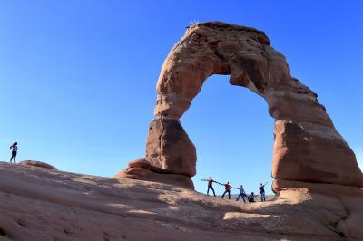 大西部 絶景6大国立公園ツーリング