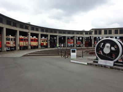 鳥取から岡山へ寄り道しながら南下する【その3】 因美線と津山まなびの鉄道館