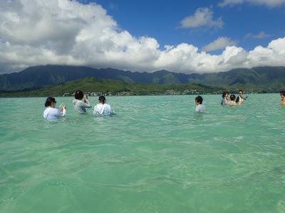我々のハワイの歩き方☆2日目カネオヘ