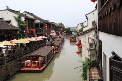 熱いぞ上海!#蘇州の名園巡り