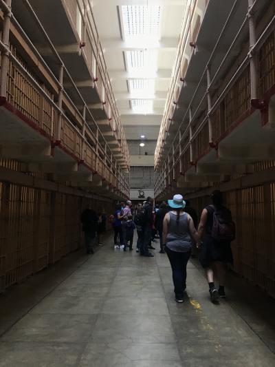ザ・ロック 監獄島 アルカトラズ刑務所ツアー