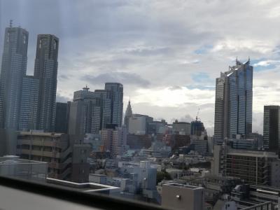 新宿でプチトリップ