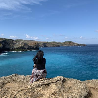バリ島からペニダ島へ