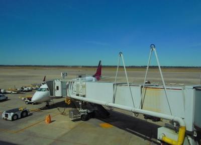 成田からANA便、アビアンカ航空便でコスタリカへ