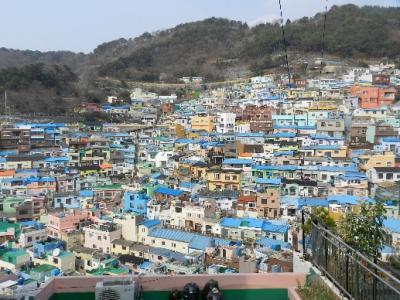初めての韓国  釜山&慶州