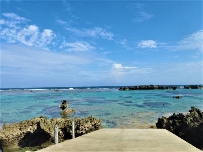 初めての宮古島。宮古ブルーを体感する旅。1日目。