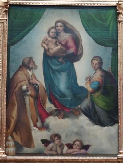 美術館シリーズ① アルテ・マイスター絵画館 Gemäldegalerie Alte Meister