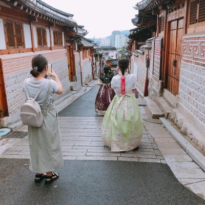 ソウルから華城まで24時間で楽しむ旅