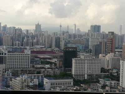 真夏の中国深セン、珠海、香港4泊5日の旅