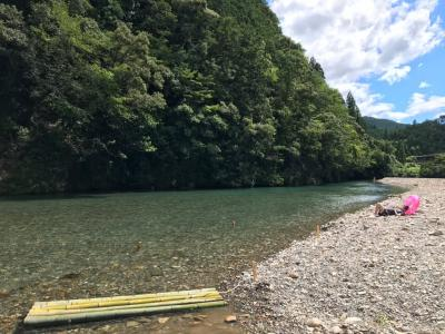 家族旅行 2019年7月 (長男10歳、次男8歳)和歌山県 川湯温泉 山水館みどりや旅館