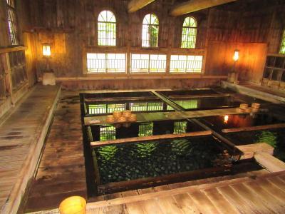水上と宝川・法師温泉の旅 ⑧「法師温泉長寿館」に泊まる 後編
