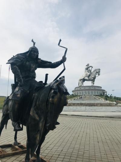 今年の夏もモンゴル!大空テント付き乗馬旅8日間 ~テレルジ観光編~