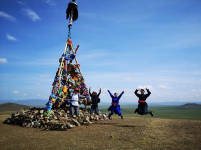 今年の夏もモンゴル!大空テント付き乗馬旅8日間 ~乗馬編~