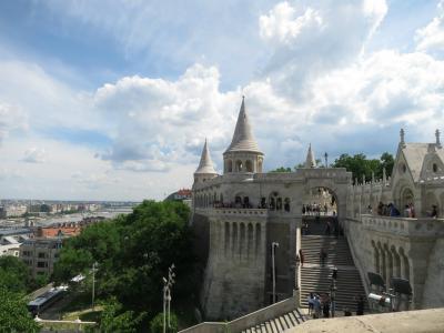 オーストリアとプチ東欧の旅 -2日目ハンガリー