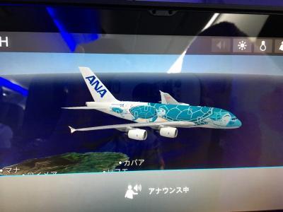久しぶりのハワイ by ANA A380 最終日編