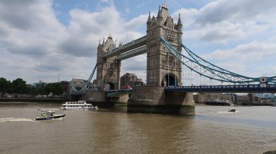 ロンドンに行ってきました 前半