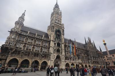 ドイツ旅行記2019 Part14: (5/1) :ミュンヘン~令和元年~